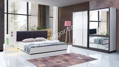Asper Modern Yatak Odası