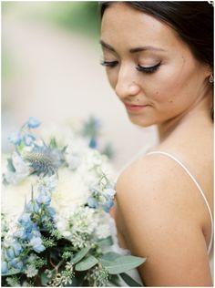 bridal photos // Photography: Rebecca Hollis Photography