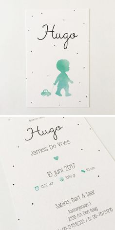 Designer Baby, Baptism Invitations, Baby Cards, Baby Design, Baby Room, Sewing Crafts, Birth, Stationery, Place Card Holders