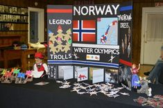 In All Sassiness: World Thinking Day - Norway