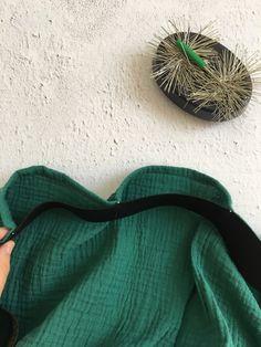 Coudre une jupe avec élastique – La méthode la plus facile et la plus rapide – Parfaite pour les débutants – Caro Tricote