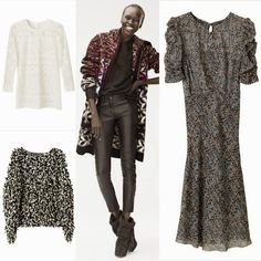 I *might* be more excited about this H&M collob w/ Isabel Marant than Halloween candy.