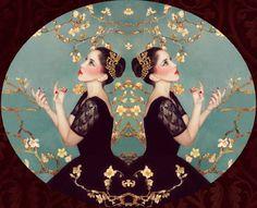 Olga Valeska Fine Art Photography: Séance à distance: Emilie