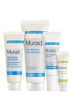 Murad® Acne & Anti-Aging Starter Kit ($54 Value)   Nordstrom