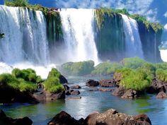 Cataratas de Iguazu Misiones....gracias Dios por hacer estas bellezas....