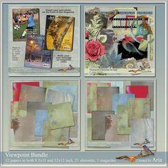 Viewpoint Bundle : Scrap Art Studio, Where Creativity Soars