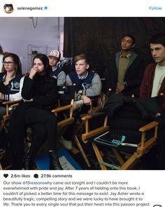 Selena Gomez New Netflix Series '13 Reasons Why'