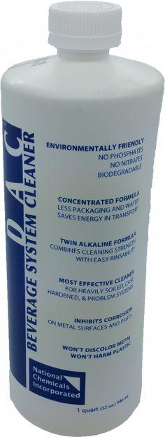 DAC Line Cleaner 32oz Bottle