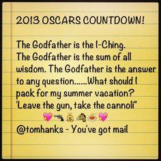 #TheGodfather winner of #BestPicture in 1972.... Still the #BestPicture in 2013