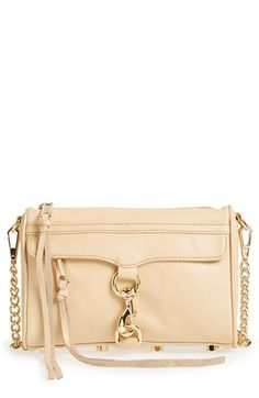 Rebecca Minkoff 'Mini MAC' Convertible Crossbody Bag | Nordstrom