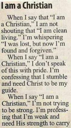 This is so true, what I great way to profess our Christianity and love for Christ Jesus who is always there to help us get through all our struggles. Thank you Jesus for loving me and all my brothers and sisters in you! Bible Verses Quotes, Bible Scriptures, Faith Quotes, Forgiveness Scriptures, Faith Prayer, Faith In God, Religious Quotes, Spiritual Quotes, Biblical Inspirational Quotes