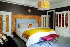 These contemporary room designs will make you want to start renovating now: http://archdg.st/1KkKt4C