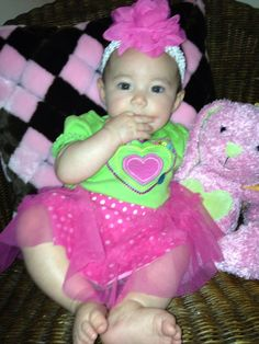 Our Payton is growing so fast :)