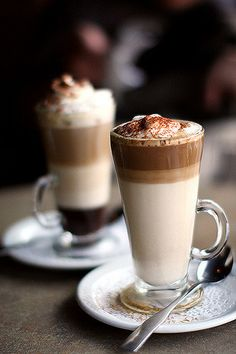 All sizes | latte and mocha | Flickr - Photo Sharing!