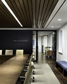 Atlas Holdings – Greenwich Offices