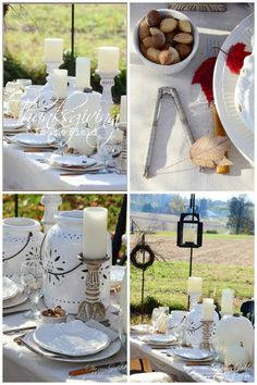 8 AMAZING IDEAS FOR THE BEST THANKSGIVING TABLE EVER! - StoneGable