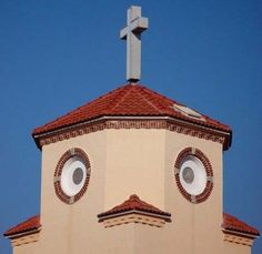 This looks like a sad church...