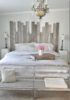 25 BEST U2013 DIY Pallet Bed Ideas | Bedroom Concept! Modern Farmhouse Bedroom,  Farmhouse