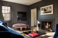 Design by yvonne ferris interiors as see in this month's INTERIORS Magazine