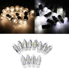 Waterproof LED Lights for Floral decorations