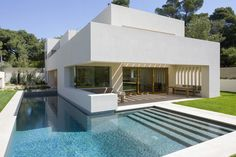 Moustroufis Architects - Project - Residence in Kefalari