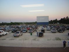 Showboat Drive In - Hockley, Texas