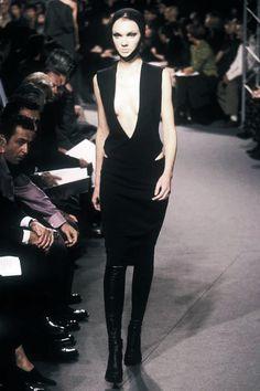 """blackhallmanor: """" Balenciaga Spring/Summer 1998 """""""
