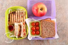 lunchbox przepisy na jedzenie do pracy  na cały tydzień