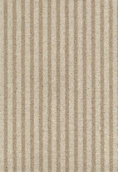 Laundry & Arcari (dream carpet) Striped Carpeting Gallery: Incantare, Canary Wharf, Wool Striped carpet in the basement Stairs Landing Carpet, Stair Landing, Interior Design Inspiration, Decor Interior Design, Room Inspiration, Striped Carpets, Family Room, Beige, Flooring