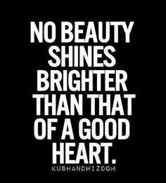 No beauty shines brighter...