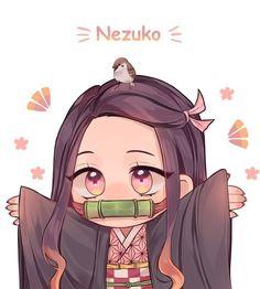 Anime Neko, Manga Anime Girl, Cute Anime Chibi, Anime Girl Cute, Kawaii Anime Girl, Otaku Anime, Anime Naruto, Anime Angel, Demon Slayer
