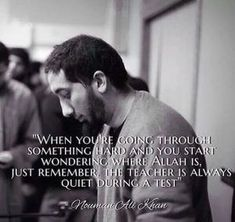 Inspirational Quotes & Sayings By Nouman Ali Khan. Nouman Ali Khan is an American Muslim who has contributed a lot to the Muslim society by awakening the youth through his speeches and lectures. Allah Quotes, Muslim Quotes, Religious Quotes, Religious Studies, Hadith, Alhamdulillah, Nouman Ali Khan Quotes, La Ilaha Illallah, Quran Quotes Inspirational