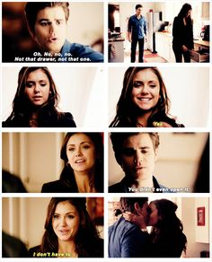 A Sweet Proposal (Fantasy) ~ Elena Gilbert ~ Stefan Salvatore ~ The Vampire Diaries