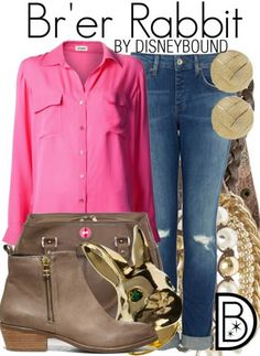 Br'er Rabbit by DisneyBound