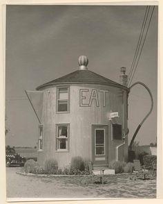 Coffee Pot Restaurant, 1939.