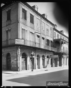 Gally House, 536 Chartres St., New Orleans, Orleans Parish, Louisiana