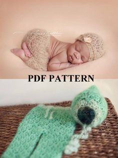 Hey, I found this really awesome Etsy listing at https://www.etsy.com/listing/238553615/crochet-pattern-newborn-mohair-lovely