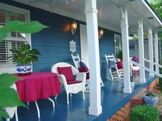 Home Remodeling Improvement - Bright Tropical Colors | Fabulous Exterior Paint