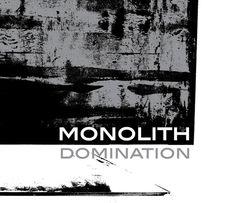 Monolith - Domination (CD, Album, 2016) at Discogs