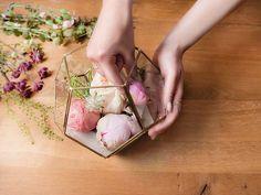 DIY: Como fazer arranjos de mesa com terrários | WESTWING