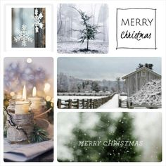 Merry Christmas! #moodboard #mosaic #collage #inspirationboard #byJeetje♡