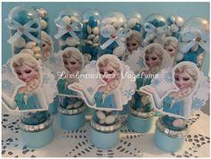 Tubetes Frozen  - Elsa