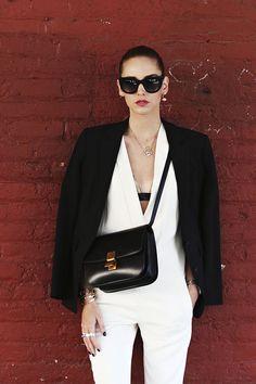 New York fashionweek day 1 | The Blonde Salad