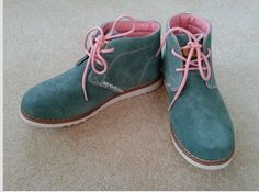 Brakeburn boots. So comfy!