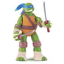TAYLOR: Exclusive Teenage Mutant Ninja Turtles 11 inch Figure - Leonardo