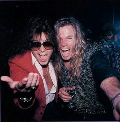 Yngwie and Adje