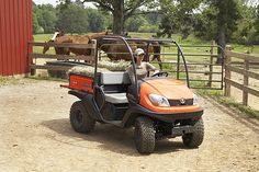 Kubota Tractor Corporation - Utility Vehicles | RTV 500