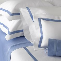 Matouk — Mayfair - Duvet Covers - Bed