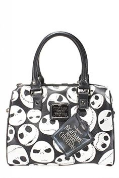 Loungefly Jack Faces Black/White Mini City Handbag Loungefly http://www.amazon.com/dp/B00PQZABOO/ref=cm_sw_r_pi_dp_NP-Eub13QXWQ8