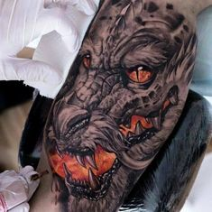 170 Dragon Tattoo Meaningful Ideas & Inspirations – Beste Tattoo Ideen - Famous Last Words Dragon Tattoo Arm, Dragon Tattoos For Men, Chinese Dragon Tattoos, Dragon Tattoo Designs, Arm Tattoos For Guys, Tattoo Designs Men, Men Tattoos, Realistic Dragon, Dragons Tattoo